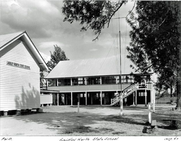 1960 Laidley North State School