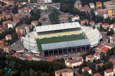 Parma - Stadio Ennio Tardini #Parma #Stadio