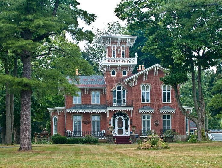 17 best images about all things victorian on pinterest for Brick victorian house