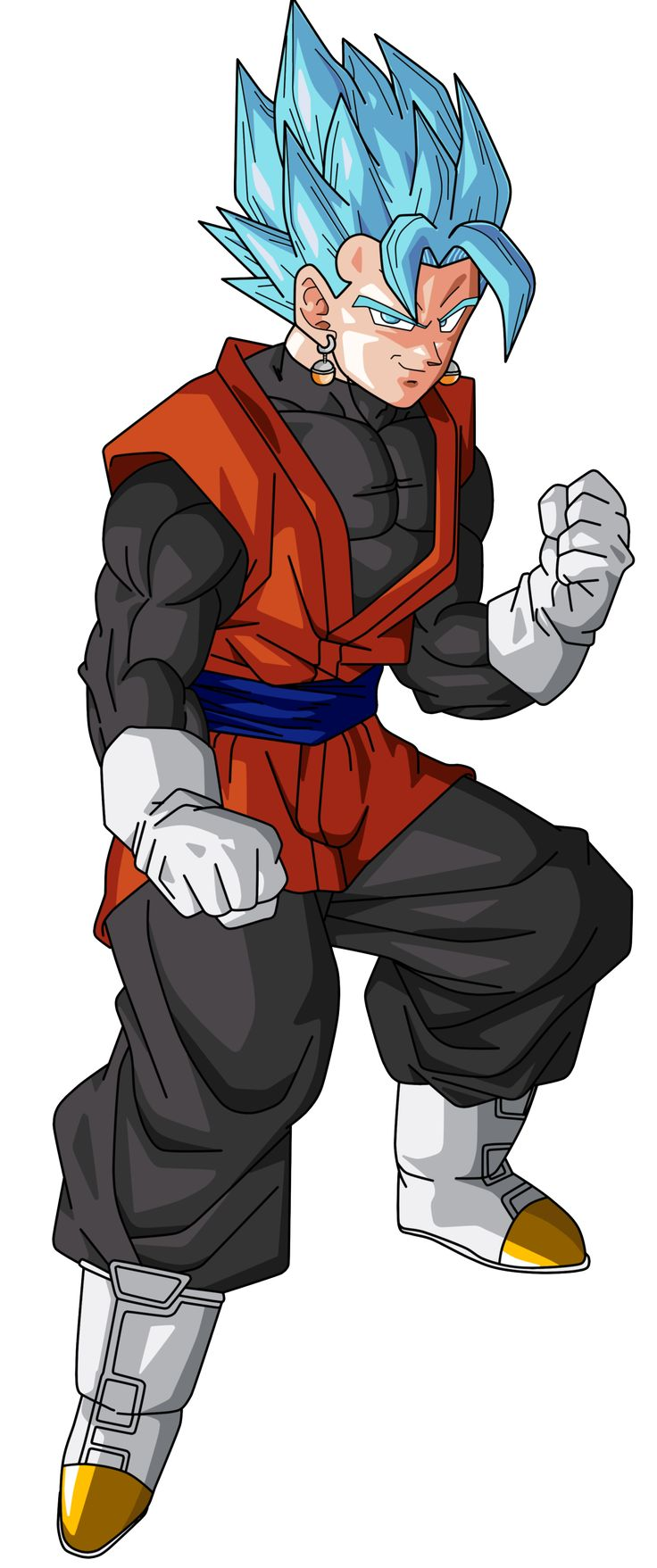 Vegetto Ssj Dios - Visit now for 3D Dragon Ball Z compression shirts now on sale! #dragonball #dbz #dragonballsuper
