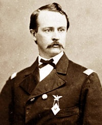 Union Major General and Medal of Honor winner William Joyce Sewell died December 27th 1901.