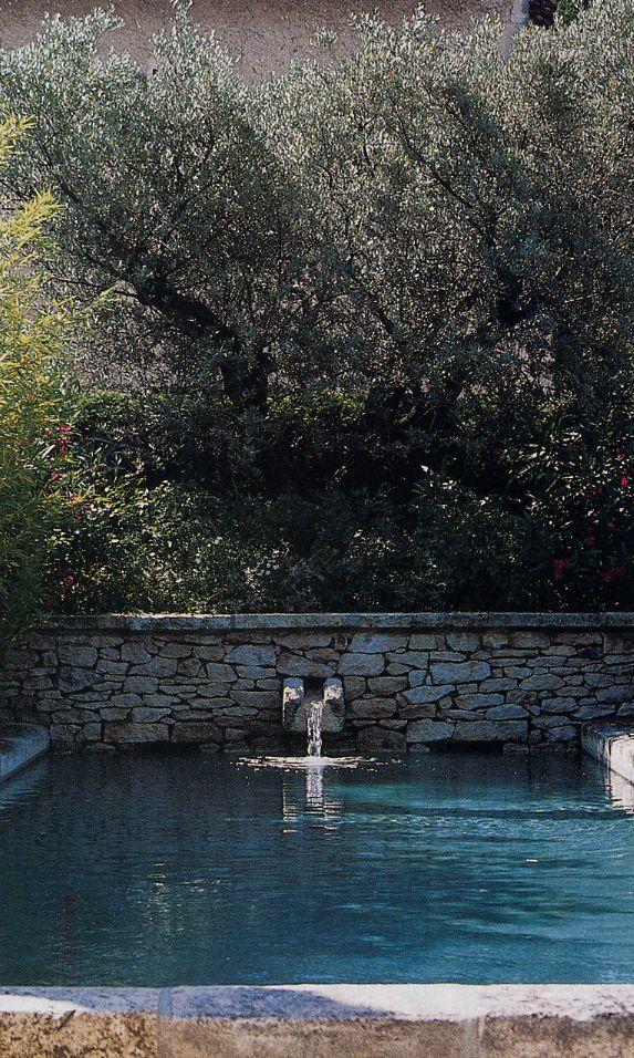 79 best saint remy de provence mas theo et mas mireille pierre berg images on pinterest - Piscine bassin provencal colombes ...