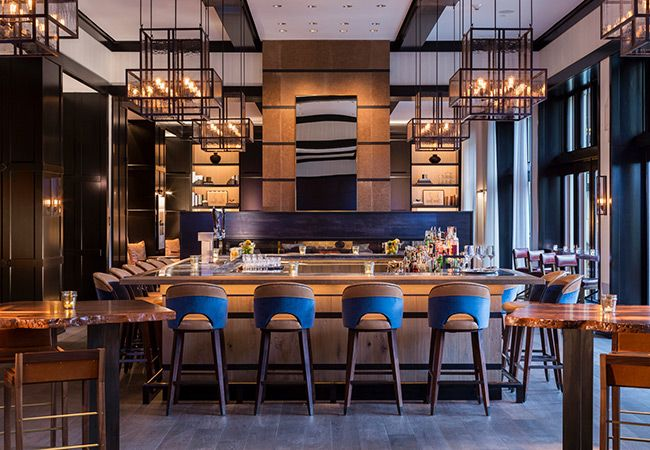 From Toronto to Seoul, Four Seasons Hotels and Resorts have launched innovative restaurants and bars around the world. Here's a look at the latest openings and a look at what's ahead for 2016.