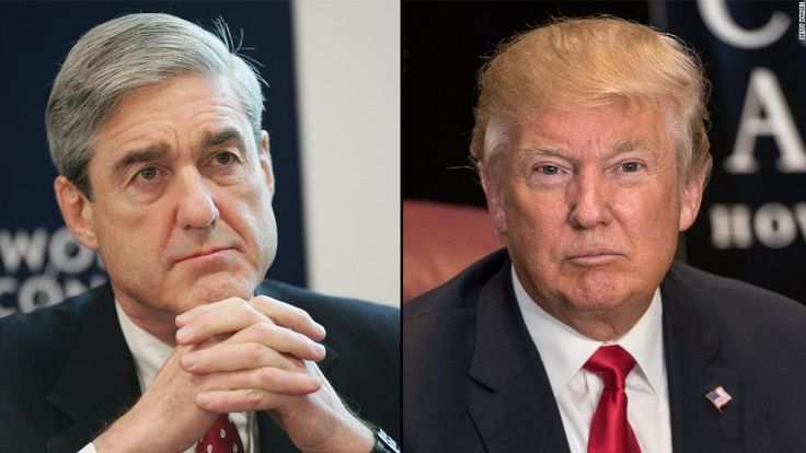 Finally, inexorably, special counsel Robert Mueller's investigation has clawed all the way up to Donald Trump himself.