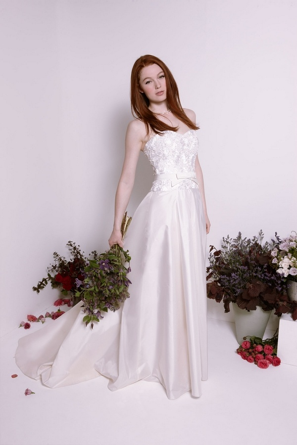 Your Love Is King Wedding Dress – Stewart Parvin 2012 Collection