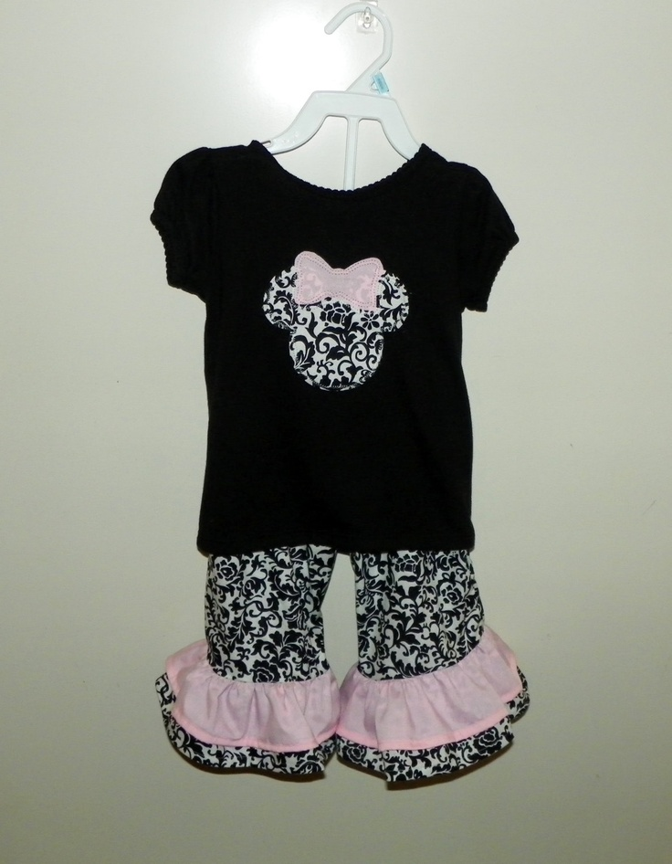 17 Best images about Mickey & Minnie Baby Wear on