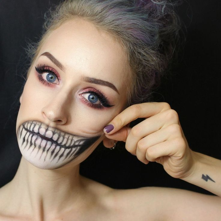 396 best Halloween Make-up images on Pinterest | Halloween makeup ...