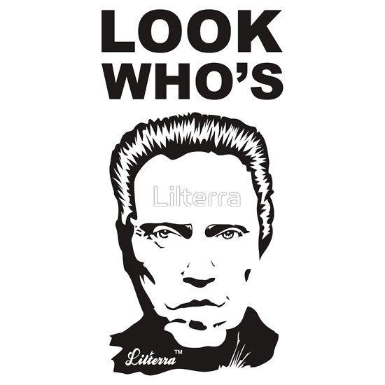 Look Who's Walken by lilterra.com