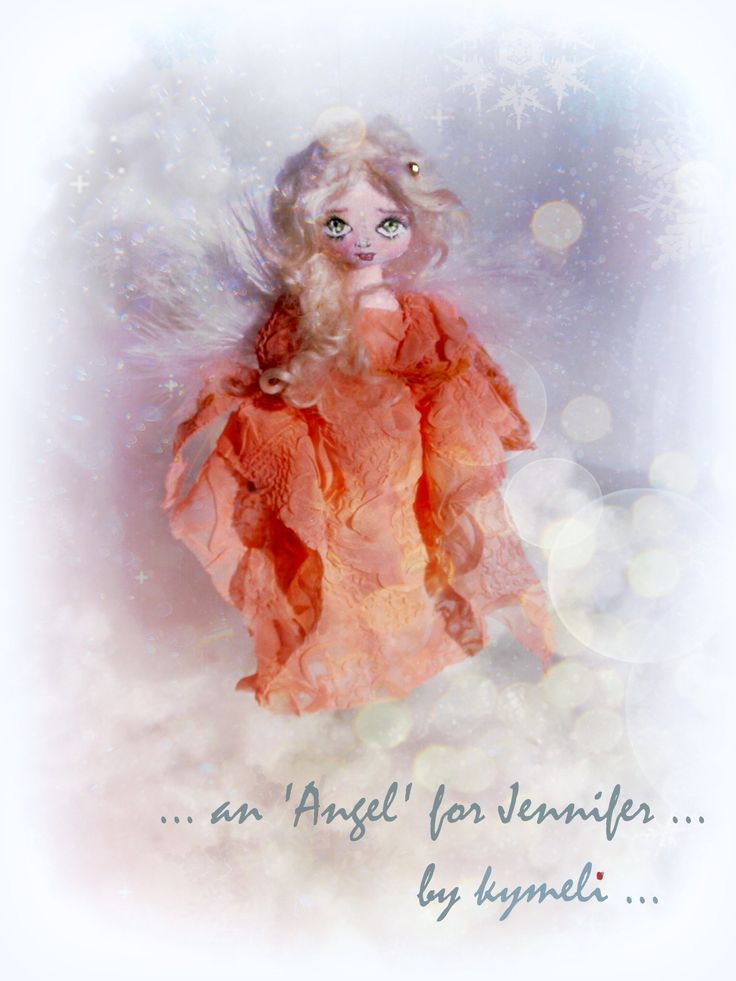 ... an Angel for Jennifer by kymeli