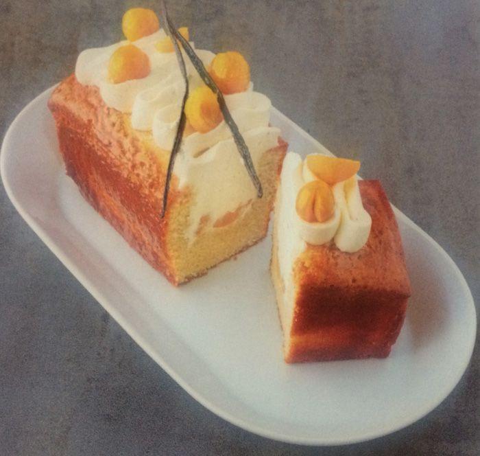 """recette du cake """"Hommage à la lorraine"""" de Julien Bourin"""