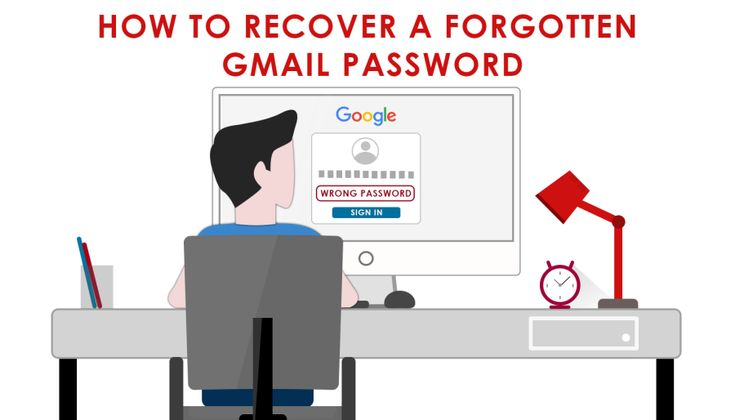 Forgetting Gmail account's password can be frustrating. Gmail still knows when you have lost or forgot your login credentials. As they say, keep changing your login details and so you did.