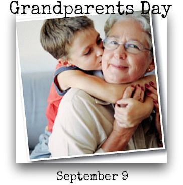 Grandparent's Day is this Sunday, September 9, 2012. Click on this pin for some wonderful ideas on how to make grandparents in your life feel special, while at the same time creating some lifelong memories for the younger generations.