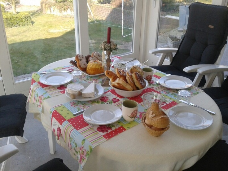 Ready for a brunch - whit easter