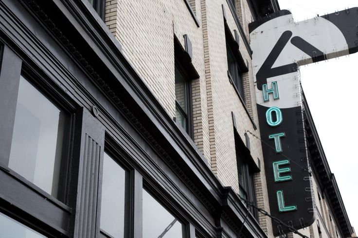 Ace Hotel: Located in downtown Portland at 1022 SW Stark, this is a fun, hip boutique hotel attracting a young crowd. You will find a lobby where everyone is connected online, a Stumptown coffee shop off the lobby to the right and the casual restaurant, Clyde Common, to the left. #globalphile #travel #tips #destinations #lonelyplanet #vacation #usa #portland #oregon #hotel #lodging http://globalphile.com/destination/portland-oregon/