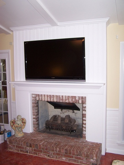 Fireplace Makeover Projects For The New House