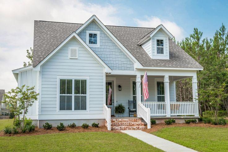 Cottonwood Lane House Plan