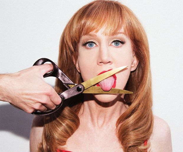 Award-Winning Comedian Kathy Griffin to Perform On Carnival Cruise Lines