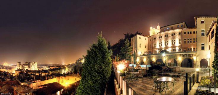 Hôtel de Charme Lyon | La Villa Florentine***** | Hôtel Romantique