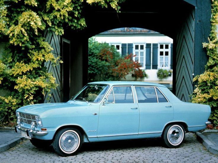 Opel kadett b 1965-1973 Photo 05