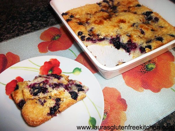 Old Fashioned Blueberry Gobbler ---- In this old fashioned Blueberry cobbler recipe i just love the way the blueberries explode when they cook.