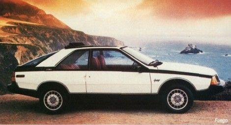 Brève rencontre: Renault Fuego