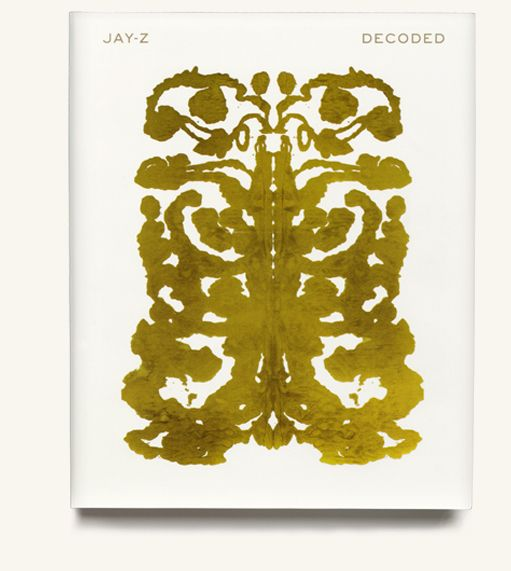 Jay-Z Decoded Book Cover