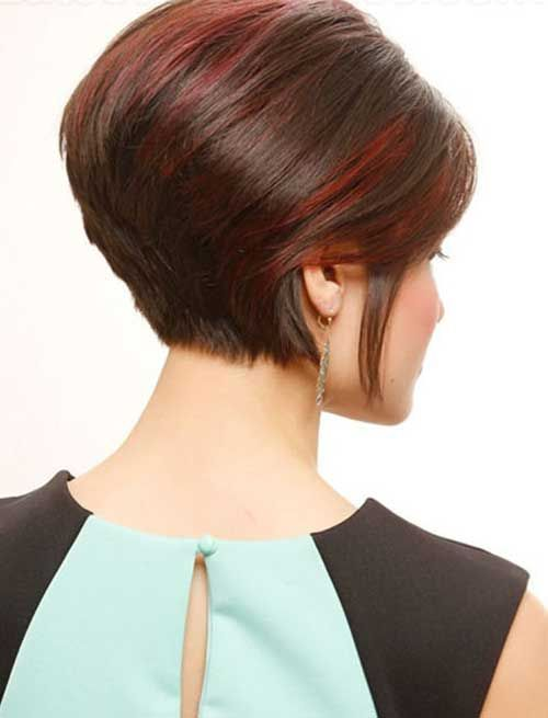 short hair styles for teenagers 2912 best bob haircuts images on 2912 | 8d4fa7f0e9ad324db2971ace0f900cfe stacked bob hairstyles medium hairstyles