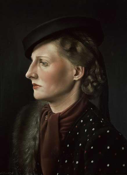 Carel Willink (Dutch 1900-1983)