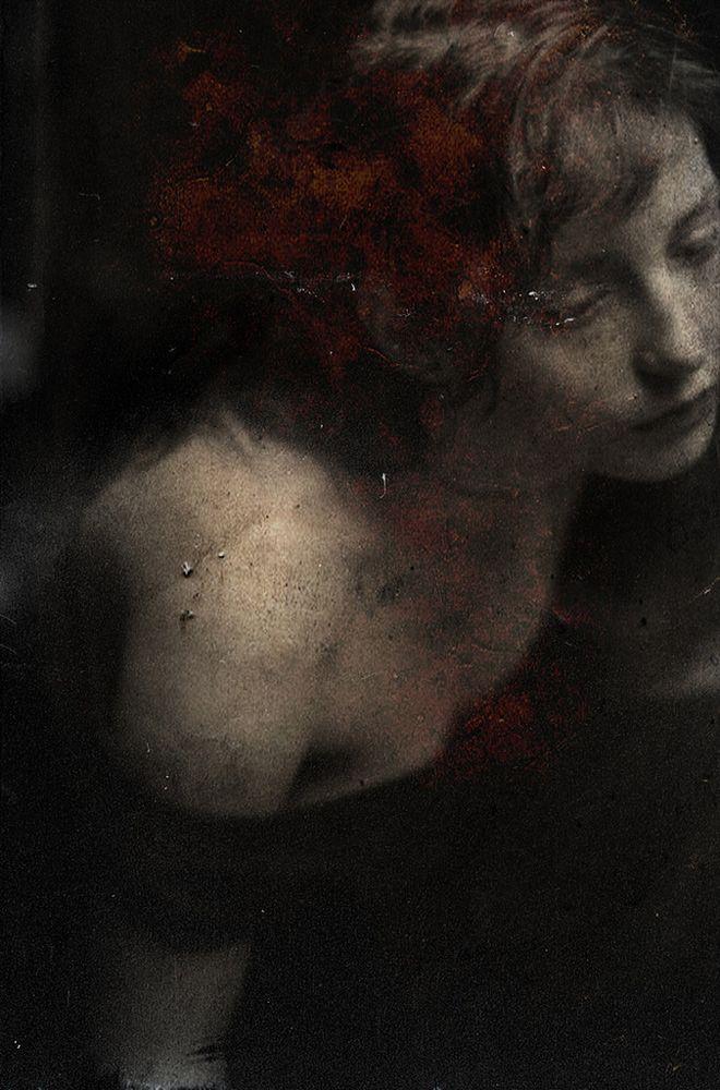 War And Peace, photographie de Katia Chausheva, Dans Gens, Portrait, Femme.