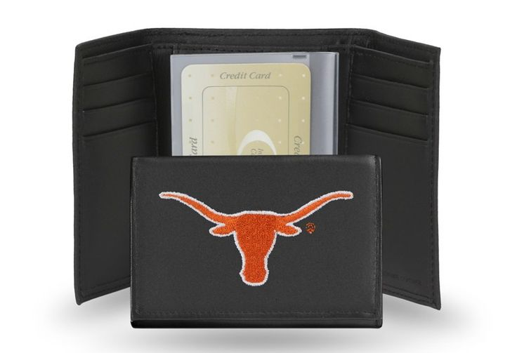 TEXAS UNIVERSITY EMBROIDERY TRIFOLD