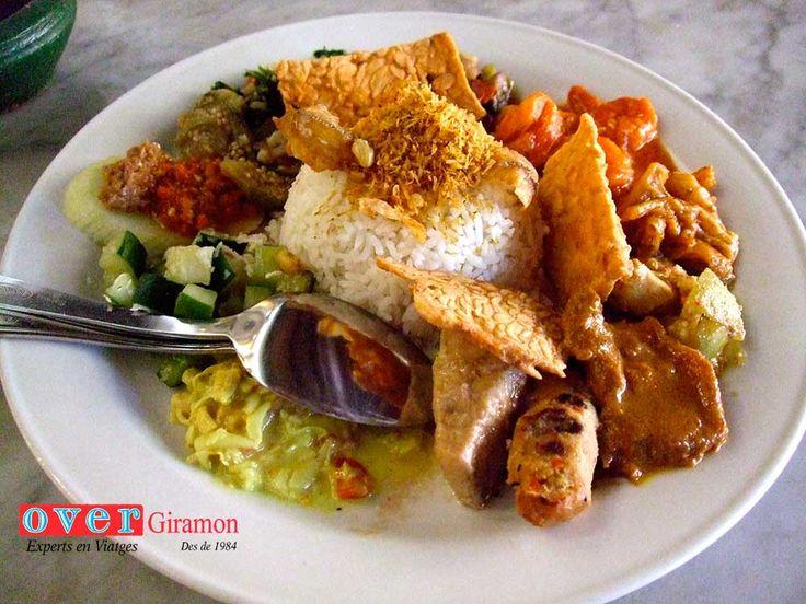 Plats típics de la cuina balinesa