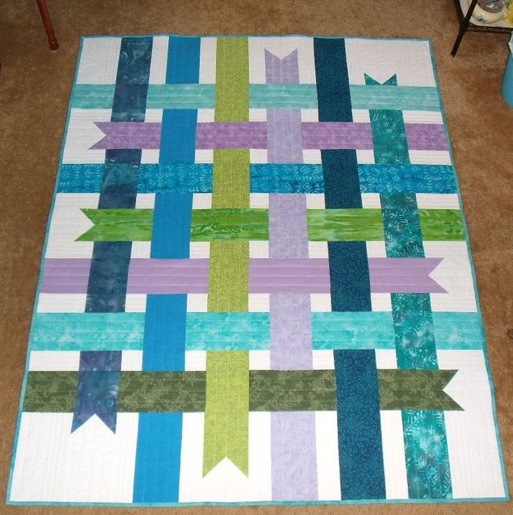 Best 25 Ribbon Quilt Ideas On Pinterest Baby Quilt