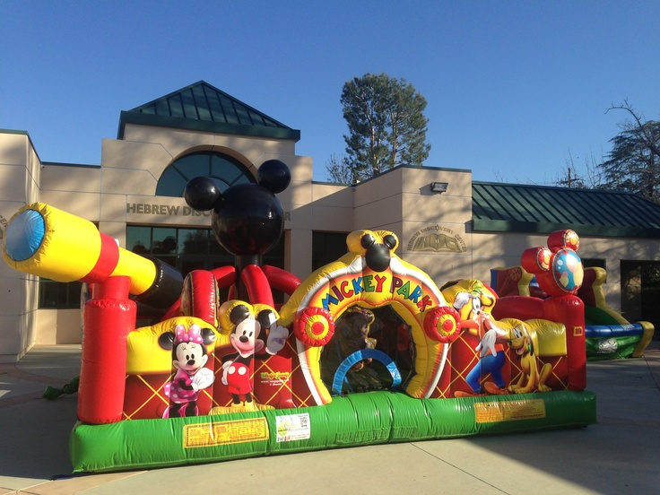 The Mickey Park Toddler Combo Is A Great Addition For Your