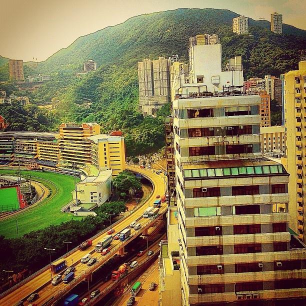 Happy Valley - Hong Kong - @balazsroth- #webstagram