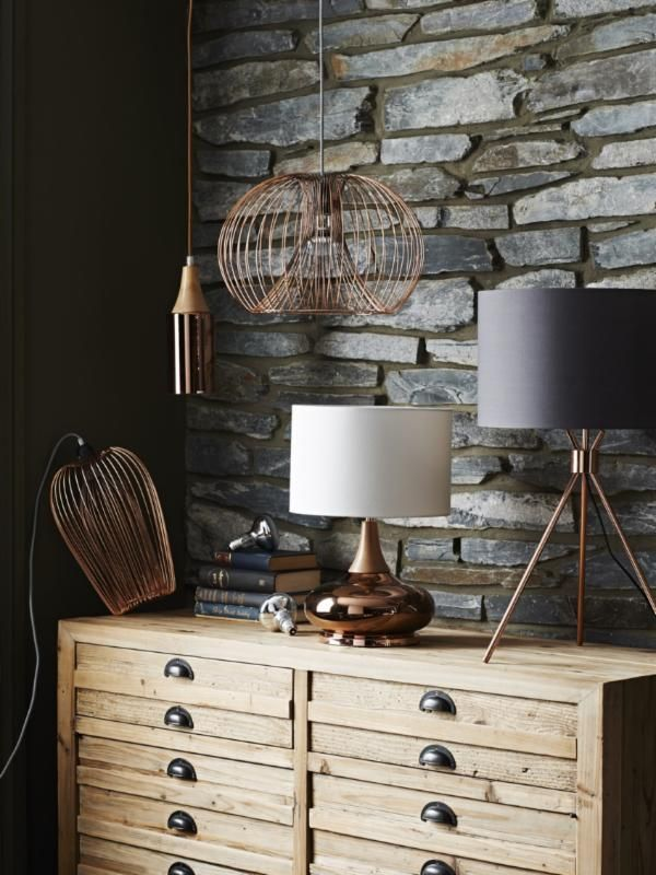 From September, Sainsbury's AW14 collection will range from contemporary lights, introducing a stylish copper finish to a number of the designs. #Retail #Sainsburys #Interiors