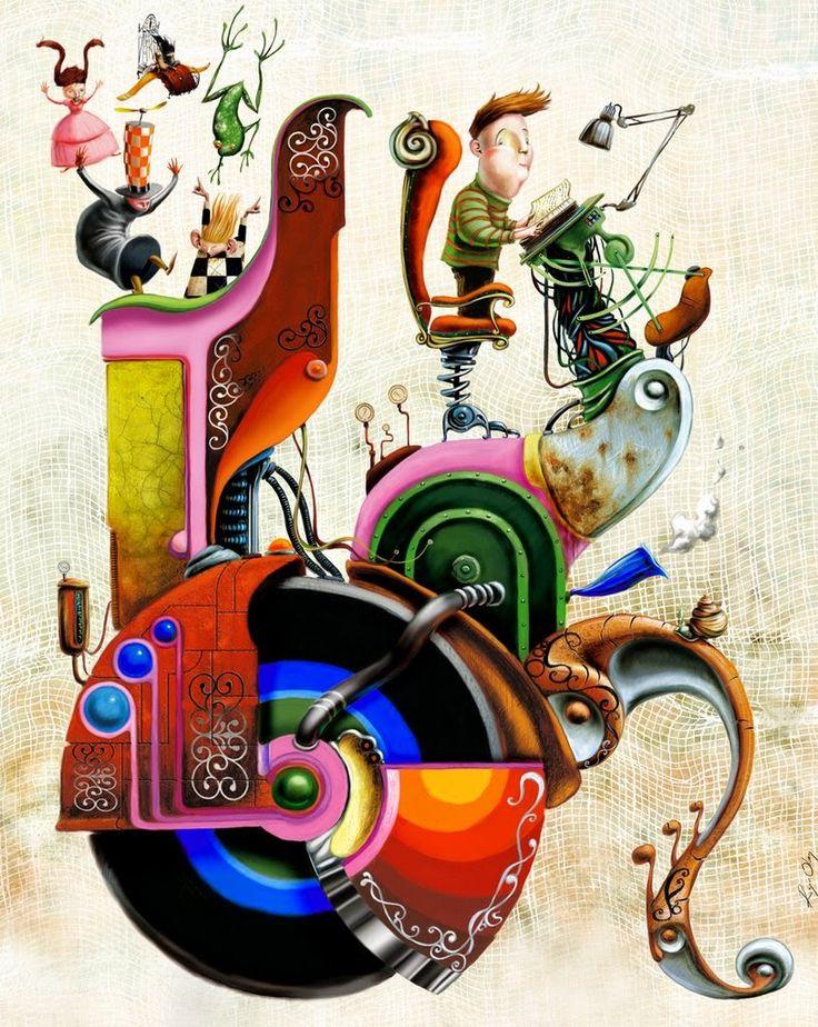 Pinzellades al món: Roger Olmos