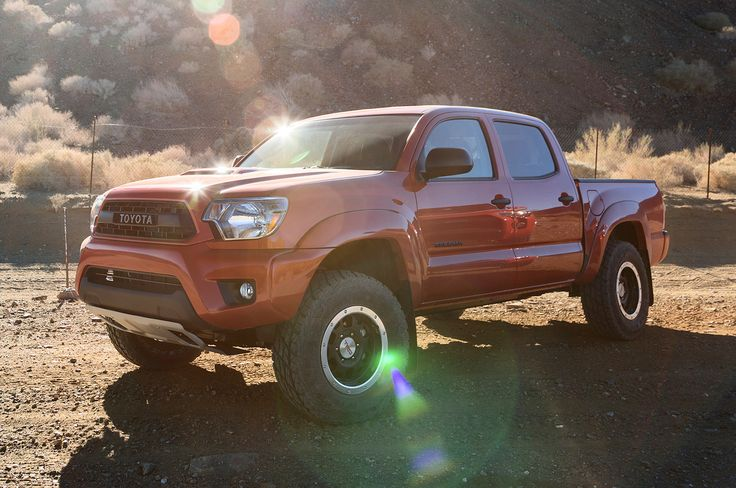 2015 Toyota Tacoma TRD Pro Redesign #cars