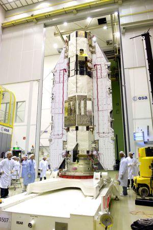 La industria espacial alerta al Gobierno.