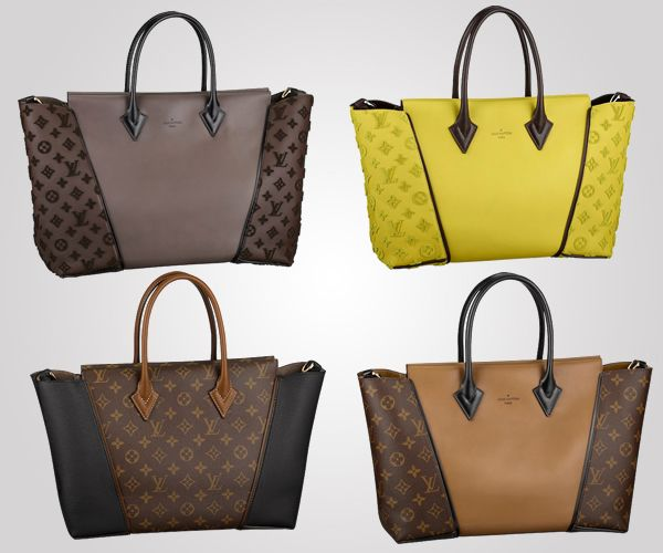 LOUIS VUITTON                                                                                                                              W Bag Collection                                                                                                                              ✤HAND'me.the'BAG✤