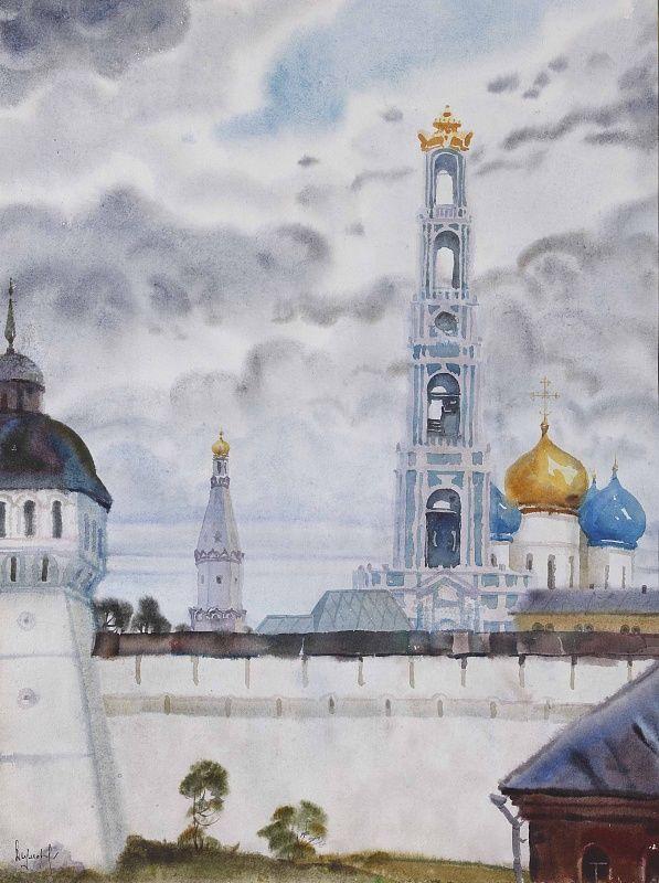 Сергиев Посад (Загорск) Колокольня