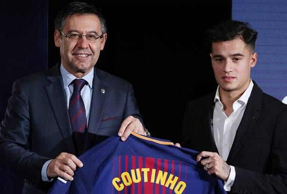 "Liverpool had no option but to sell Coutinho coach says   LIVERPOOL fought ""until the last second"" to convince Philippe Coutinho to stay at Anfield but ultimately had no other option than sell him to Barcelona Liverpool manager Juergen Klopp said on Friday.  After months of speculation the 25-year-old Brazilian joined the Spanish club for 140 million pounds in what he described as his ""dream move"".  The sale surprised many on Merseyside particularly after Liverpool fought so hard to keep…"