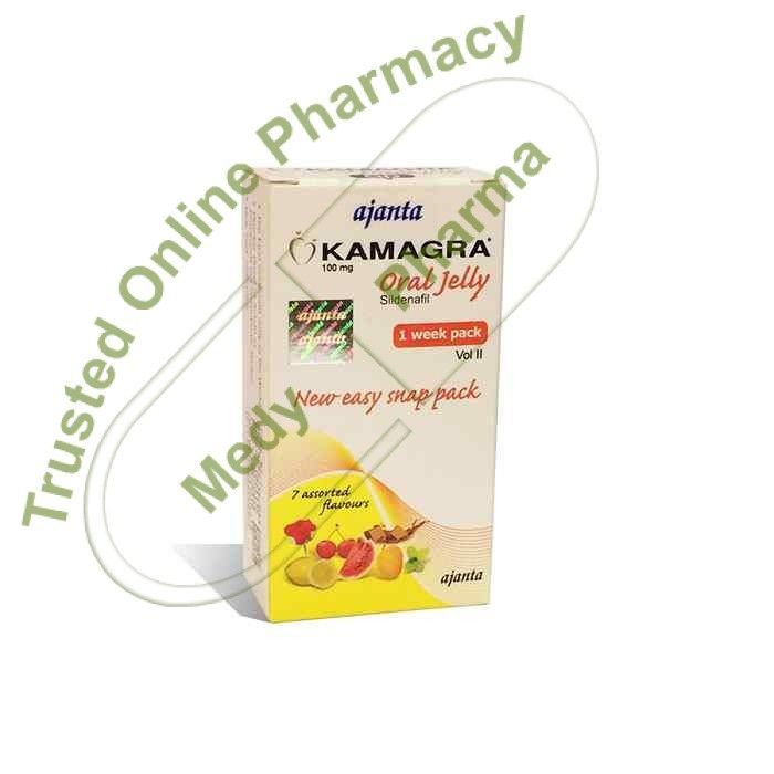 Buy Kamagra Oral Jelly Kamagra oral jelly made by Ajanta is a penile stimulant that specifically improves* blood flow to penile tissues to ensure an effective erection. It is taken as is from the sachets, squeezed out and consumed prior to any sexual activity. It also comes in a variety of flavors so you'll be able to find the one that best suits your taste.   #0711kamagrashop #0711kamagrashoperfahrung #1kamagragratis #2kamagrainnemen #247kamagraerfahrung #247kamagrashop #