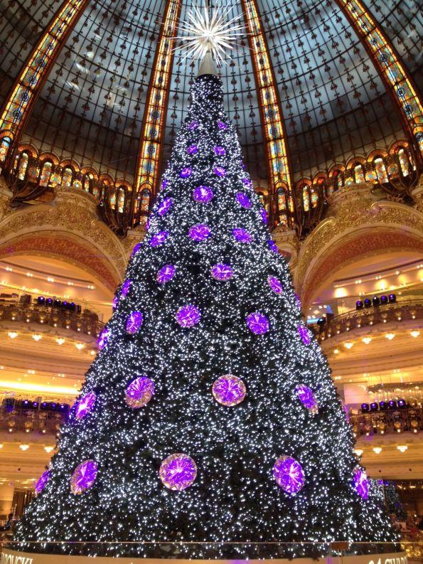 Galeries Lafayette Haussman, Paris IX