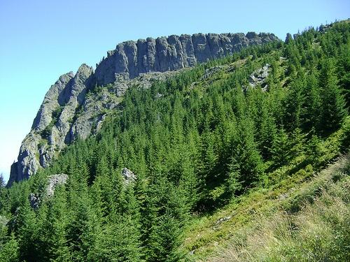 muntii gutai - Gutai Mountains