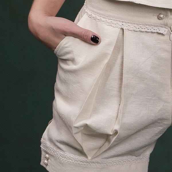 Льняные шорты спб