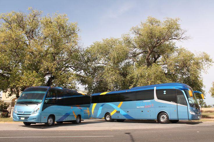 Minibus y Autobus