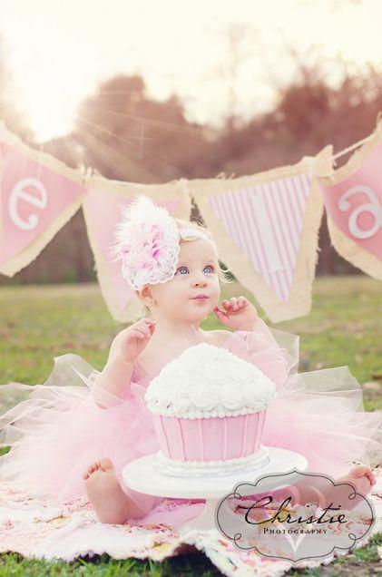 Smash Cake Ideas For First Birthday : first birthday cake smash Ideias p/ casamento de lala ...