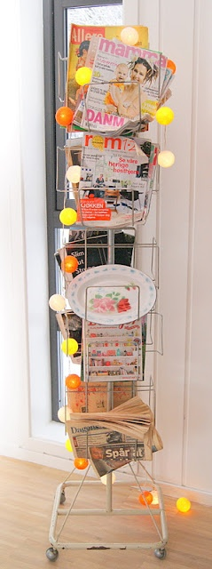 Thea's ManiaHome Decoration, Book Racks, Old Magazines, Magazines Racks, Refrigerator, Ideas Crafts, Great Ideas, Thea Mania,  Icebox