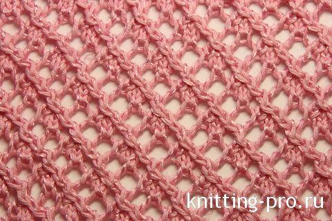 lace-diagonal-net