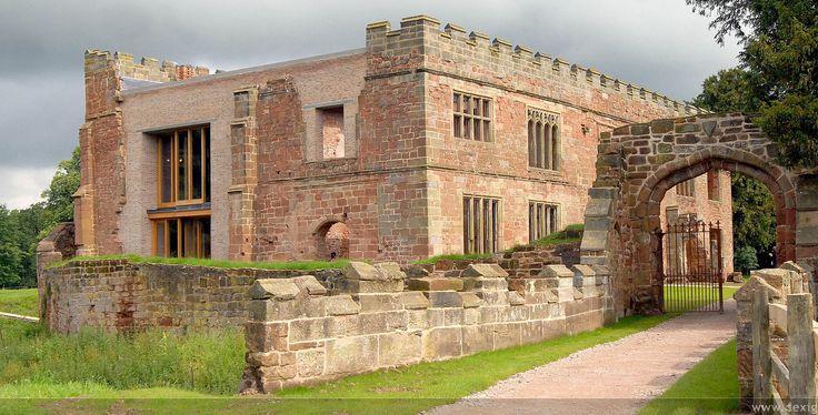 Astley Castle   http://www.absurdum.gr/arhitektoniki/ena-eksaisio-pantrema-genewn/
